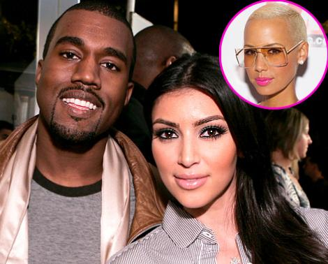 FOTO! Kim Kardashian, acuzata ca a distrus relatia lui Kanye West