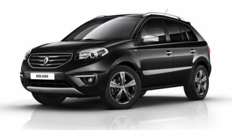 Renault pregateste a doua editie speciala Koleos Bose