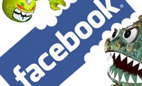Afla cum au fost furate peste 45.000 de parole de conturi de Facebook!
