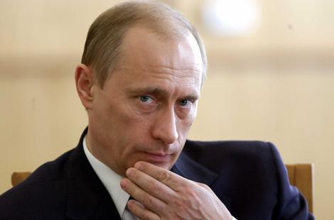 Vladimir Putin a fost botezat in secret in timpul lui Stalin