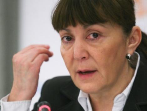 Monica Macovei: CEDO a decis ca reducerile salariale cu 25% nu au incalcat drepturile omului