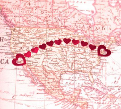 Psihologie: Cum mentii o relatie la distanta