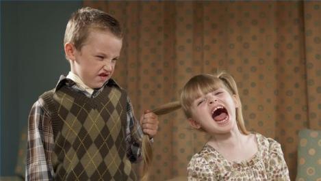 Despre agresivitatea copiilor la varste mici