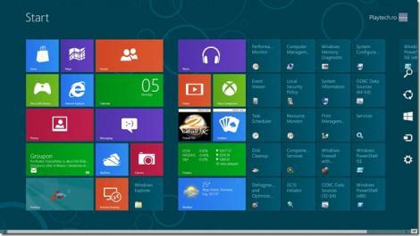 """""""Pseudo-Service Pack"""" pentru Windows 8"""