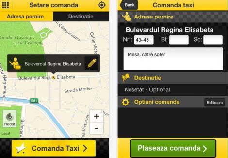 Star Taxi, cea mai descarcata aplicatie pentru iPhone si iPad. Vezi cum te poate ajuta!