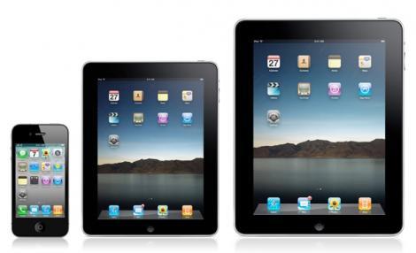 Apple ia fata Microsoft Surface si lanseaza iPad Mini pe 23 octombrie
