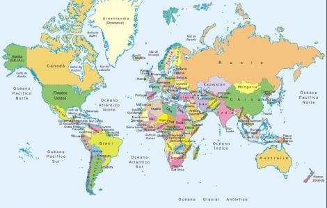 Cum va arata viitoarea harta a lumii