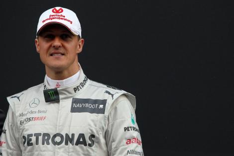 Michael Schumacher se apuca de rodeo dupa retragerea din Formula1