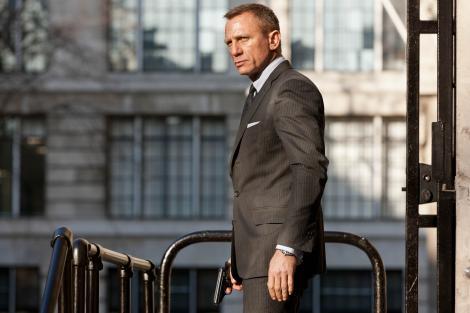 Daniel Craig, cel mai dorit agent 007 de catre femeile britanice