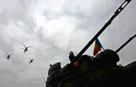 Ziua Armatei Romane se sarbatoreste astazi, in parcul Izvor din Capitala