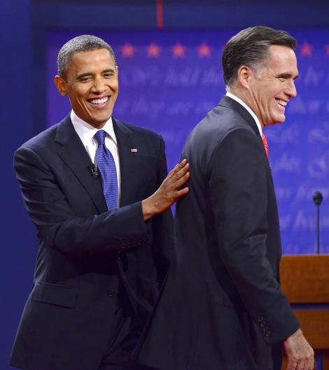 Cum se impart vedetele: care-s cu Obama, care-s cu Romney