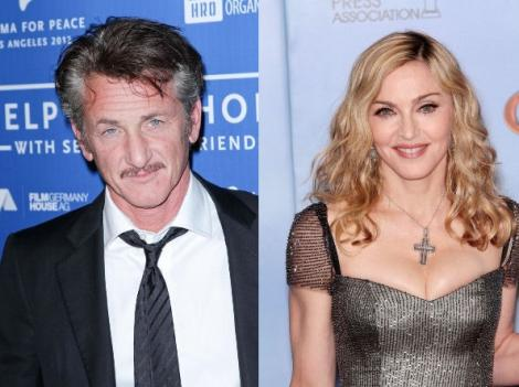 Sean Penn, inca indragostit de Madonna?