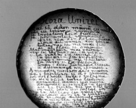 """Butonul purtat de Mihail Kogalniceanu si inscriptionat cu textul """"Horei Unirii"""", a fost dat in cautare internationala"""