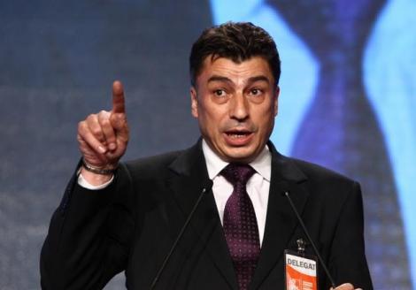 Deputatul Gelu Visan acuza: Vasile Blaga coordoneaza mafia PDL!