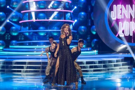 Jorge s-a transformat in Jennifer Lopez si a cantat unul dintre marile ei hituri
