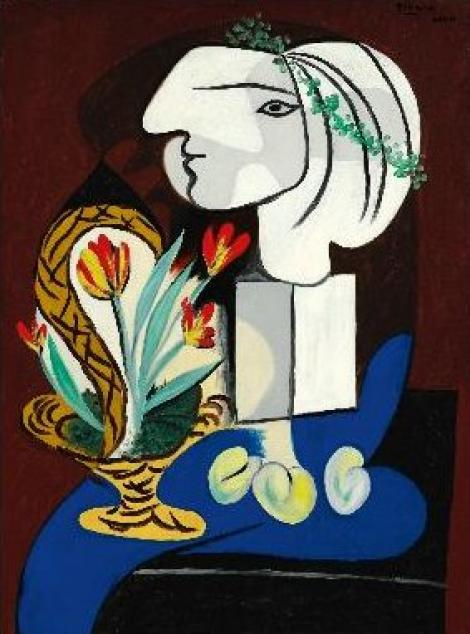 """Amanta"" lui Picasso, vanduta pentru 41 de milioane de dolari"