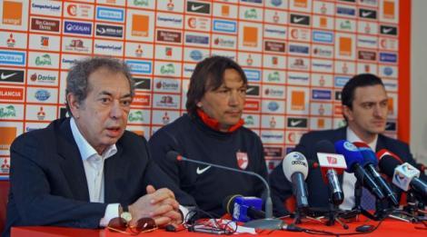 Bonetti a demisionat! Dorinel Munteanu este noul antrenor al lui Dinamo