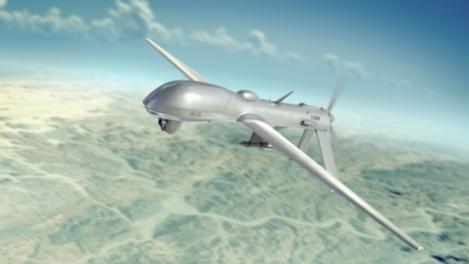 China a prezentat publicului noua sa drona de atac