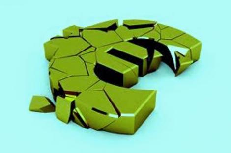 Oficial: Zona euro a intrat in recesiune. Este pentru a doua oara in ultimii trei ani
