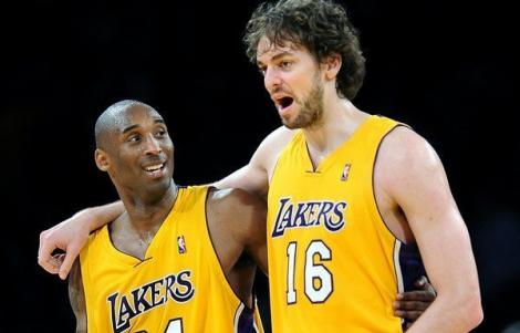 Pau Gasol scrie istorie in NBA: 15.000 de puncte reusite