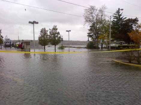 Sandy, mai scump decat Katrina? Pagubele provocate de uragan, mai mari decat s-a estimat