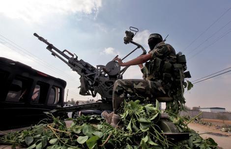 Israel si Hamas au ajuns la un acord privind armistitiul