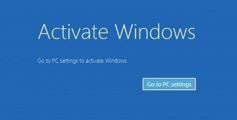 Microsoft ofera, din greseala, licente de Windows 8