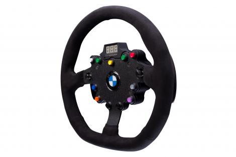 Volan de BMW M3 GT, pentru gamer-ii pasionati de cursele cu masini