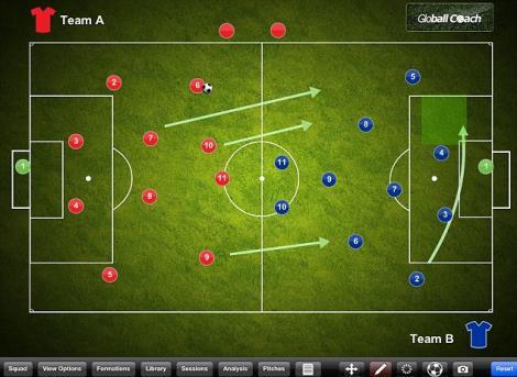 Benitez vrea s-o salveze pe Chelsea cu iPadul