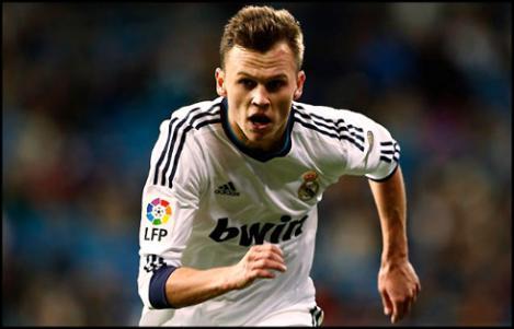 Cerisev, primul rus din istoria echipei Real Madrid