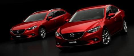 Noua Mazda6 vine in Romania. Vezi la ce preturi e comercializata!