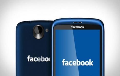 Telefonul Facebook va fi lansat pe piata in 2013