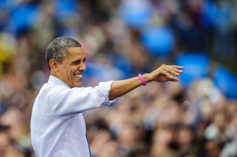 """Uniunea Europeana il felicita pe Obama pentru victorie: """"Vrem sa continuam cooperarea stransa cu SUA"""""""