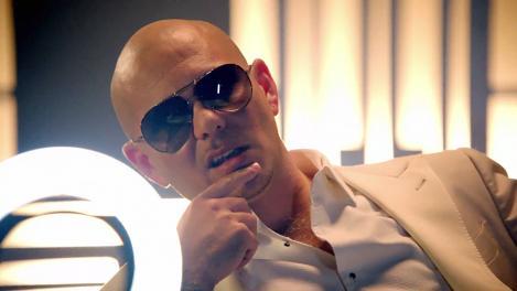 Noul videoclip al lui Pitbull, interzis in Marea Britanie