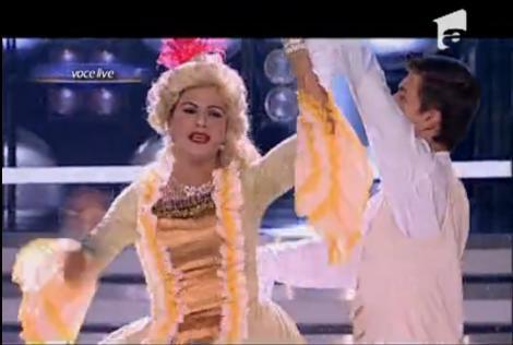 Maria Buza, tranformare de senzatie: Madonna, la premiile MTV din 1990