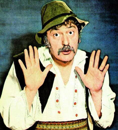 12 decembrie 1983: A murit marele actor Amza Pellea