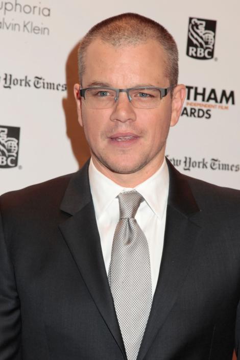 Matt Damon: Michael Douglas saruta minunat