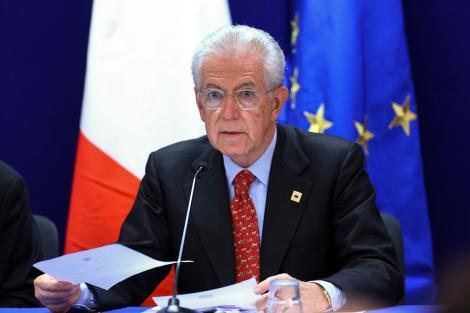 Mario Monti, premierul tehnocrat al Italiei, a demisionat