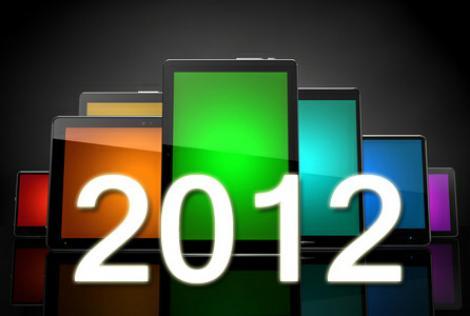 Top 10 – Cele mai bune tablete in 2012