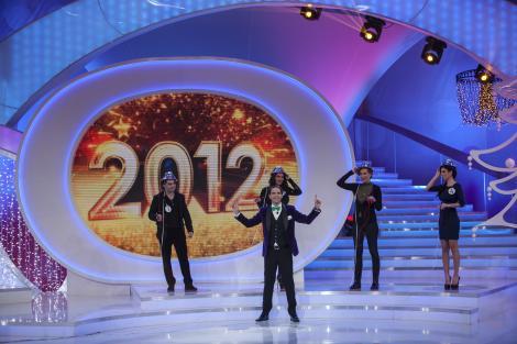 De Revelion, Margherita din Clejani a fost la un pas sa dea foc studioului Antena 1!