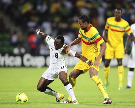 Mali si Ghana, in sferturile Cupei Africii pe Natiuni