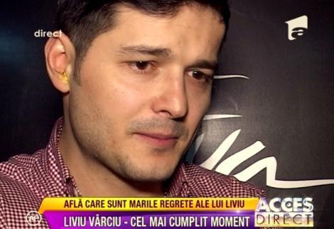 """VIDEO! Liviu Varciu, despre Adelina: """"Poate o sa fim din nou impreuna"""""""