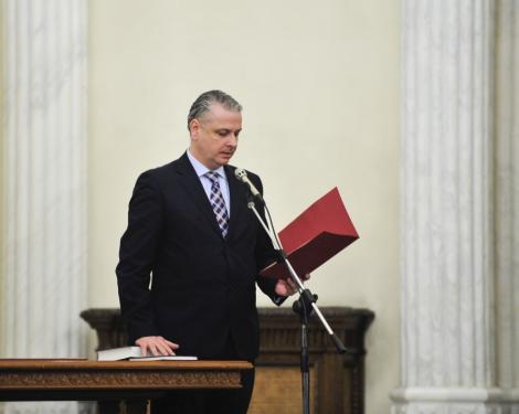Noul ministru al Dezvoltarii, Cristian Petrescu: Vom infiinta 50.000 de locuri de munca la primavara