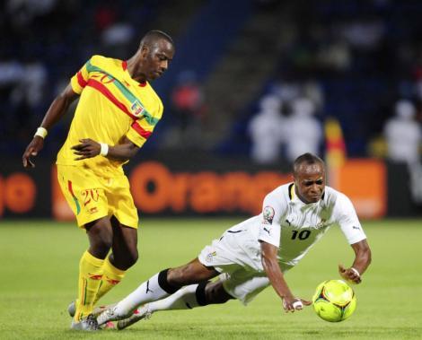 Ghana - Mali 0-2 / Diabate aduce bronzul pentru echipa lui Giresse