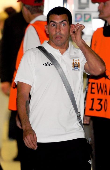 Tevez nu a mai ajuns la PSG pentru ca a cerut un salariu fabulos