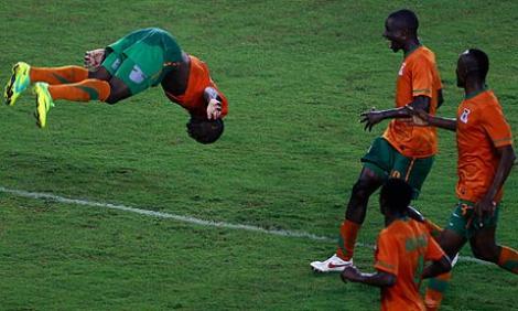 Zambia a castigat Cupa Africii pe Natiuni