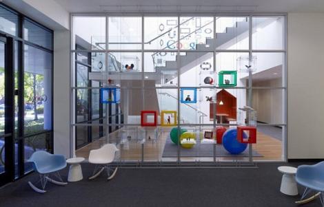 FOTO! Vezi cum arata Googleplex, sediul Google!