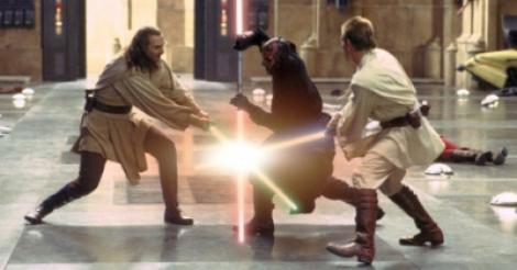 "A1.ro iti recomanda azi filmul ""Star Wars: Episodul I - Amenintarea fantomei - 3D"""