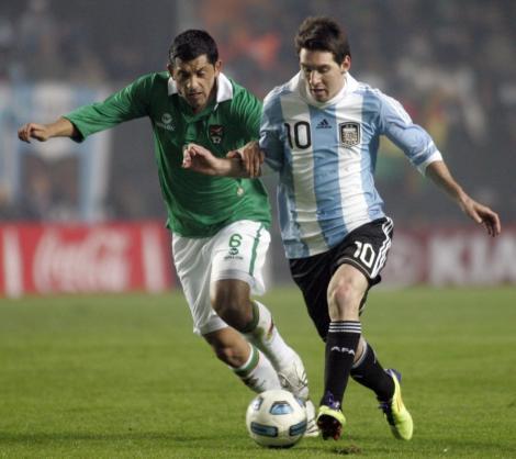 Vezi lotul Argentinei pentru amicalul cu Elvetia!
