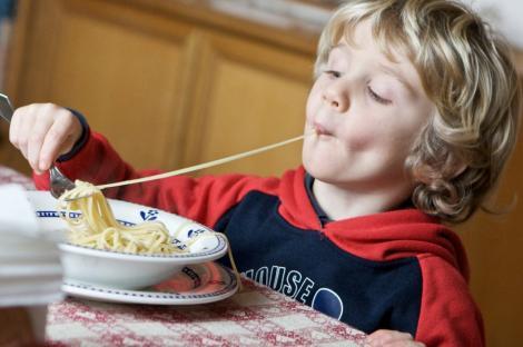 Copiii din Marea Britanie au renuntat la mesele de pranz